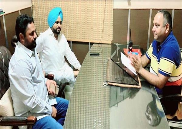 punjabi actor  karamjit anmol  pesticides  sherpur