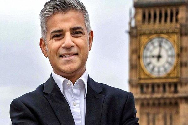britain  sadiq khan
