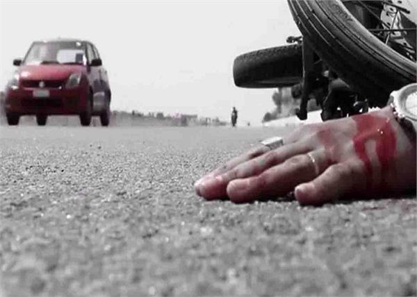 road accident father death