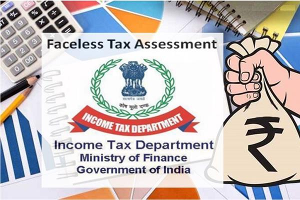 faceless assessment process will start for 8 more income tax processes