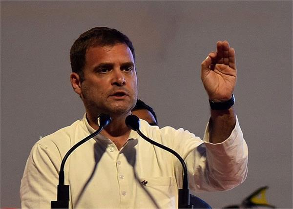 rahul gandhi agriculture bill law death decree