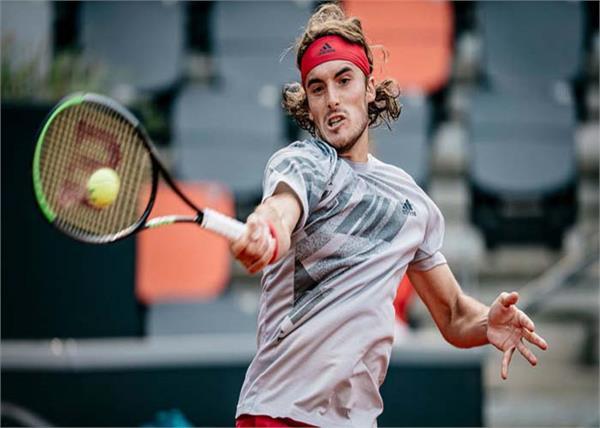 tsitsipas  hamburg open tennis tournament  semifinals