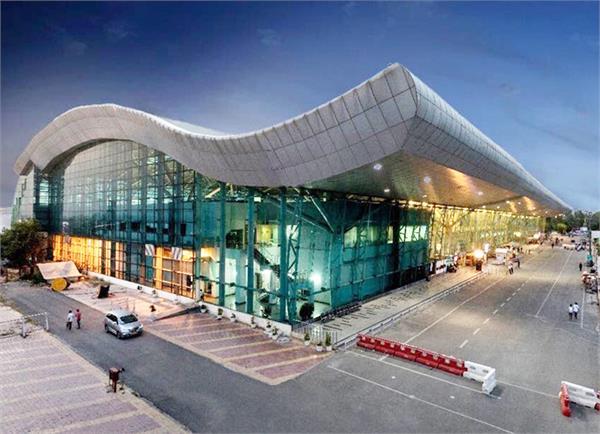 dubai  amritsar  airport