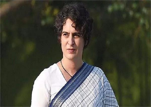congress priyanka gandhi yogi government government jobs youth roads