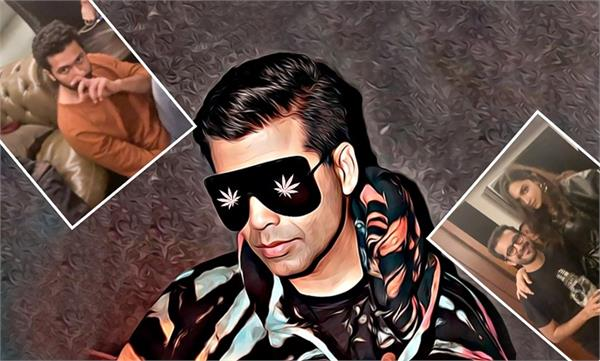 karan johar on drug party accusation    vicky kaushal was