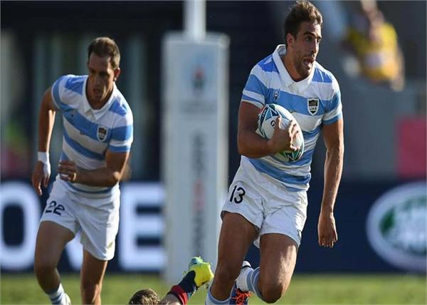 argentina  6 rugby players  covid 19  positive