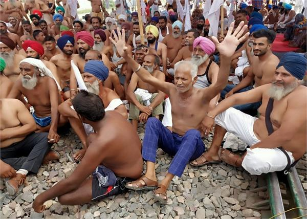 farmers  workers  central government  firozpur  protest