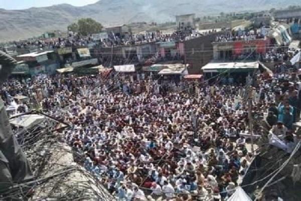 pashtun unity march in khyber pakhtunkhwa
