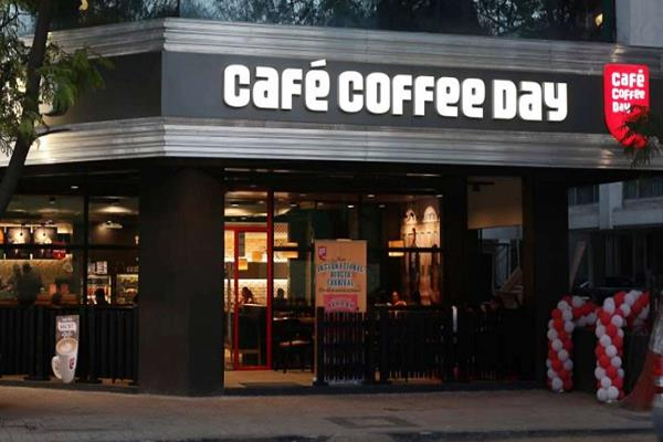 cafe coffee day is on sale