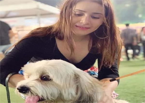 ipl 2020  actress  anchoring tanya purohit  nashpreet kaur kira narayanan