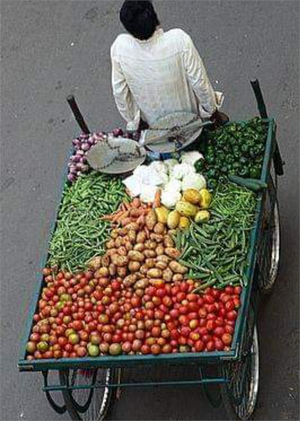 many vegetable prices on hike
