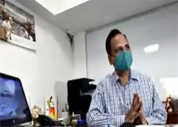 delhi health minister satyendar jain covid 19 infection