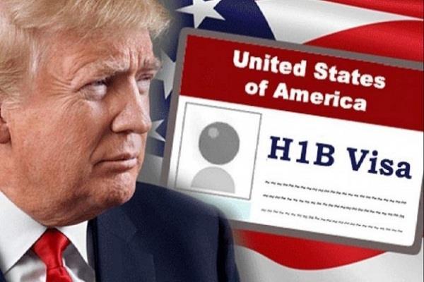 president donald trump h 1b visa ban us companies losses