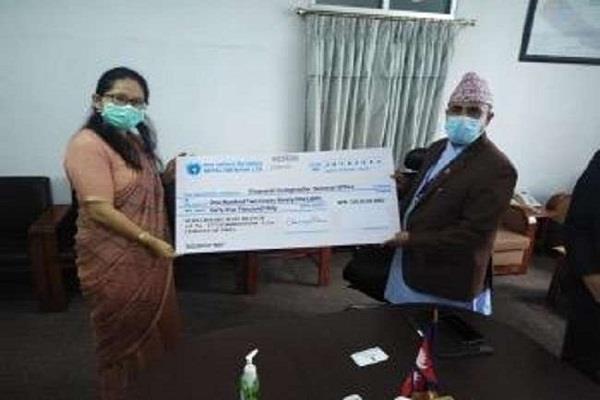 nepal  economic aid