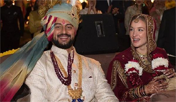 actor son of congress leader took unilateral divorce from foreign wife