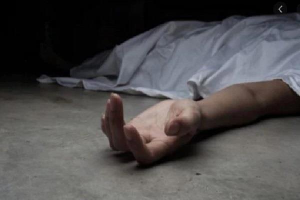 woman commit suicide