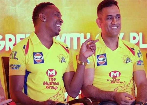 dwayne bravo  reveals  dhoni  planning  csk  next captain