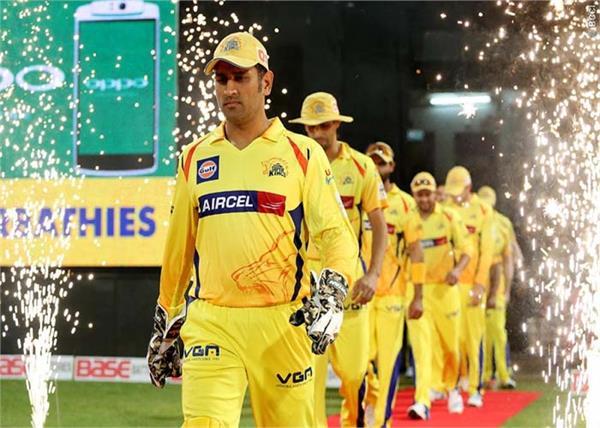 chennai super kings team change mahender singh dhoni