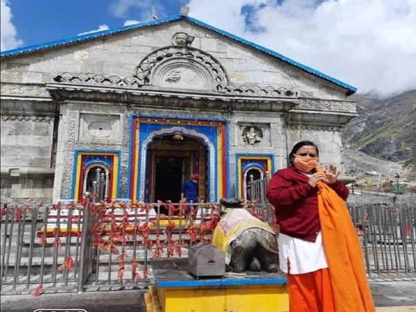 uma bharti corona positive