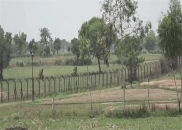 jammu kashmir border zero line 18 years agriculture