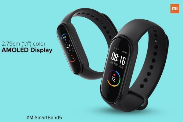 mi smart band 5 with 11 sports modes and 14 day battery life launched