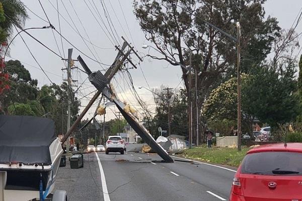 australia   strongest wind  warning