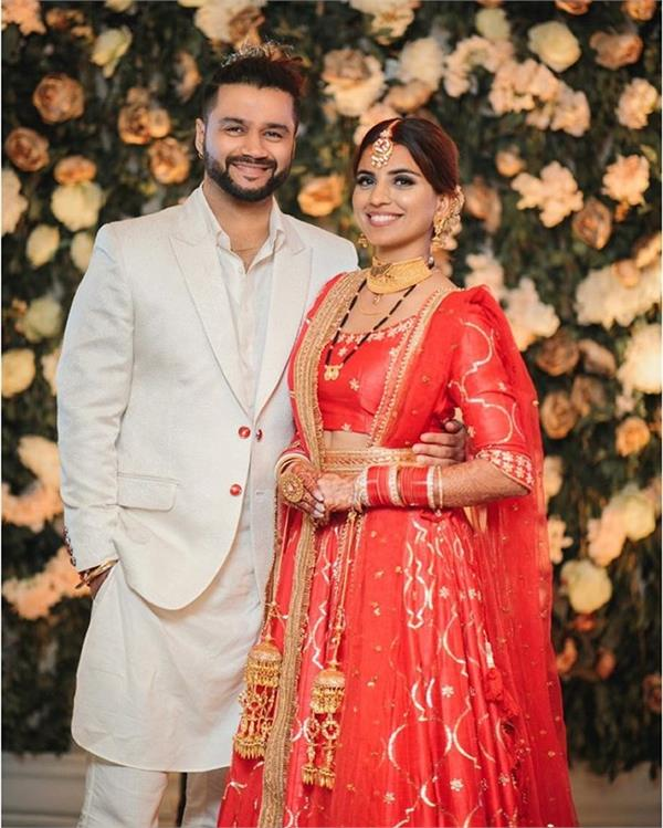 balraj syal marrid with deepti tuli