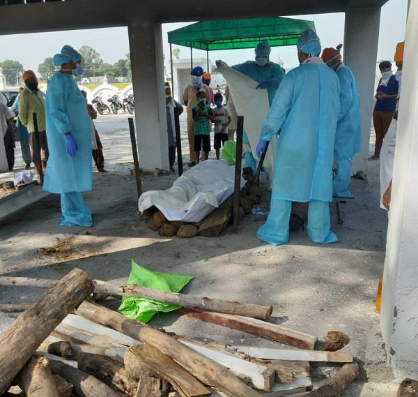 2 elders of village jalalpur and bains awan died due to corona