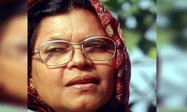 assam s lone female chief minister syeda anwara taimur passes away