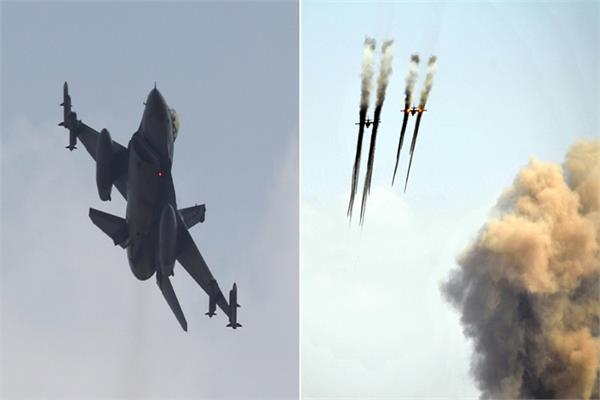 turkish warplane attacks armenian fighter jet in mid war pilot killed