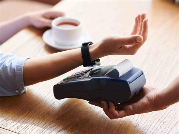 titan with sbi launches first contactless payment watches
