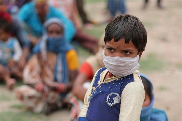 corona 3 7  crores people poor  gates foundation