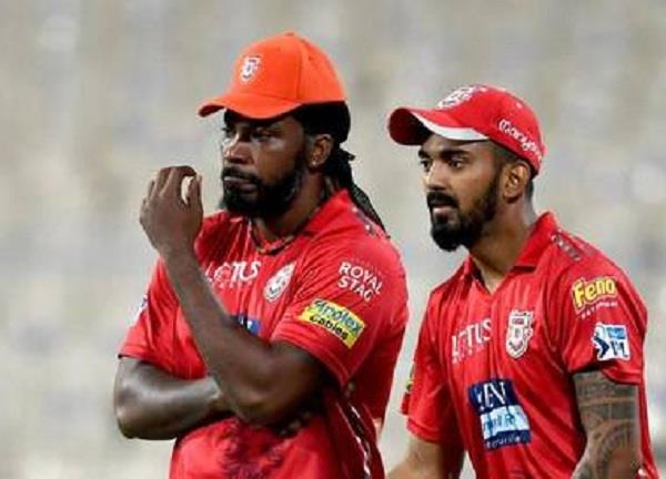 ipl 2020  gayle out of playing xi again