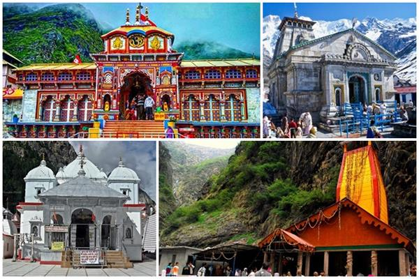 covid inspection report is not required for uttarakhand chardham yatra
