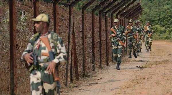 bsf  s range being 15 to 50 km  there is a lot of politics in punjab