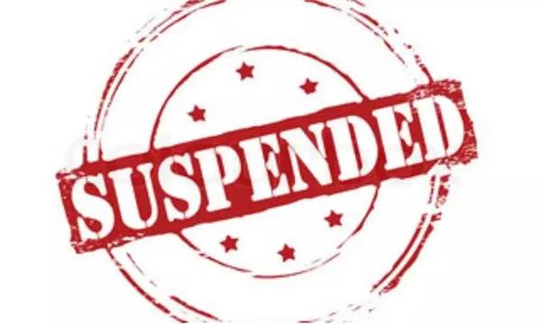 cia inspector and 3 constables suspended for violating cm  s security