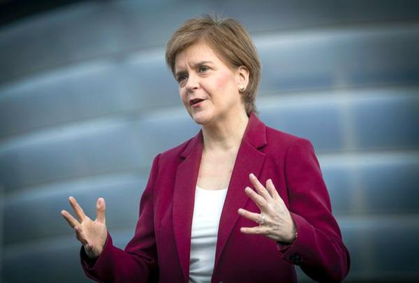 nicola sturgeon becomes scotland  s first minister the most influential woman
