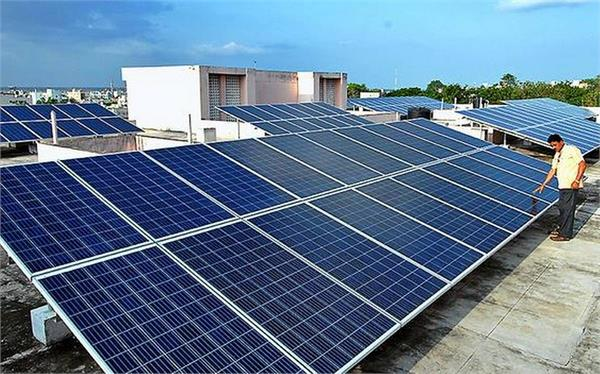 install solar panels to deal with power crisis