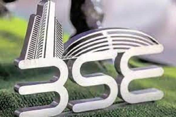 the sensex opened at 61 000 for the first time and the nifty at 18 250