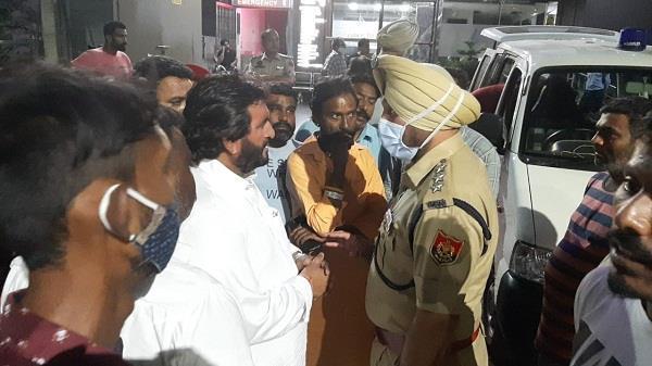 youth death guardian hospital jatinder kumar case registered