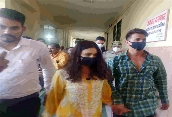 prince narula s wife yuvika chaudhary arrested