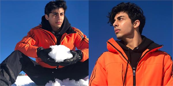 aryan khan viral old pictures