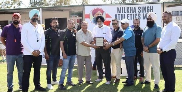 milkha singh memorial athletics meet at annual tournament in brisbane
