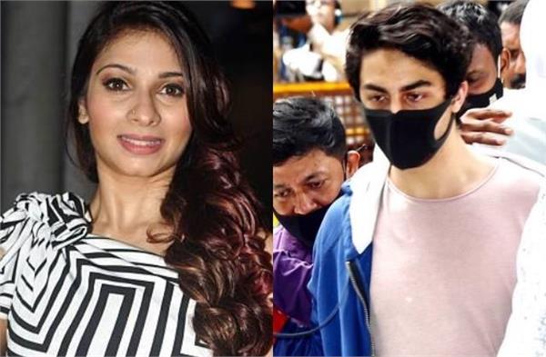 kajol  s sister tanisha termed aryan khan  s arrest as harassment