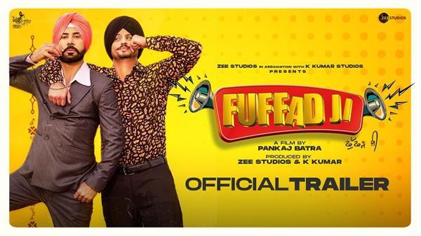 fuffad ji trailer out now