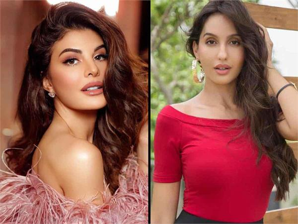 now jacqueline is accompanied by nora fatehi ed in this case