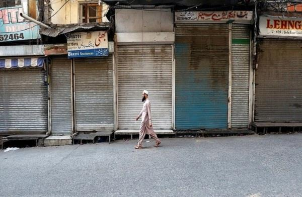 traders on strike over killing of traders in pakistan