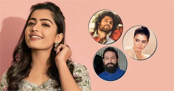 rashmika mandanna  s fans  actress is now on forbes list