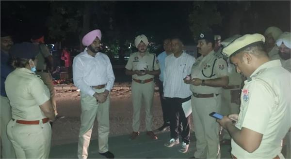 police personnel will be deployed on the occasion of dussehra