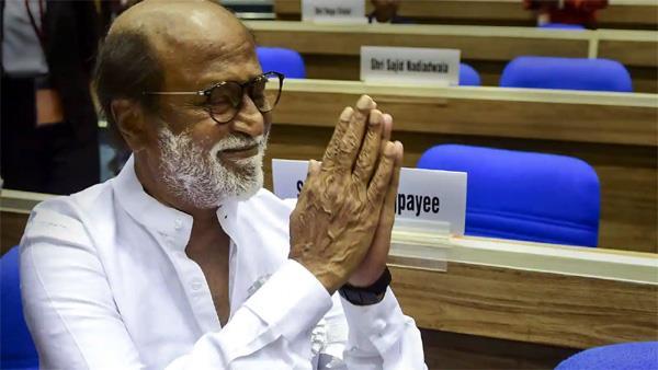 superstar rajinikanth admitted to kauvery hospital in chennai